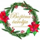 Božićna čarolija na Plitvičkim jezerima