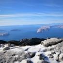 Ako nigdje, snijega ima na Velebitu