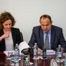 Ministrica kulture Nina Obuljen Koržinek u radnom posjetu Senju
