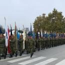 Senjski uskoci na 26. Hodočašću Hrvatske vojske, policije i hrvatskih branitelja u Mariji Bistrici