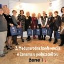 Žene i točka - uvršteno u 100 djela unaprjeđenja ravnopravnosti spolova