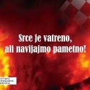 Srce je vatreno, ali navijajmo pametno! – poručuju iz Hrvatske vatrogasne zajednice