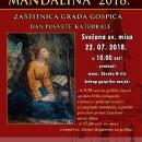 Mandalina - vjerska slavlja