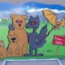 Pozdrav iz Krasna - mali medo, medo, vuk ili šišmiš