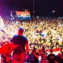 'THOMPSON USRED USTAŠKOG LOGORA': Pilsel je ovom objavom i fotografijom raspalio Srbe