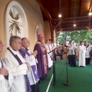 Biskup Križić okončao ovogodišnju Dužijancu u Vojvodini