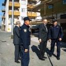Ministar unutarnjih poslova u Vladi Republike Hrvatske  dr. sc. Davor Božinović posjetio Senj