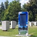 O Gačanskomu parku hrvatske memorije na tri strana jezika
