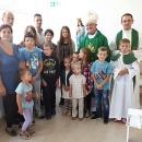 Biskup krstio u Srbu!