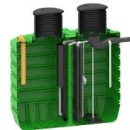 Mobilni uređaj za pročišćavanje otpadnih voda
