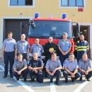 Blagoslov nove vatrogasne autocisterne u Senju