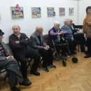 """""""Smrznute ruke II"""" izložba radova korisnika Doma za starije i nemoćne osobe LSŽ-e"""