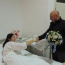 Šimun Rudelić prva je beba rođena u gospićkom rodilištu u 2018.