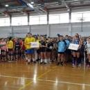 Jučer održano Županijsko natjecanje učenika iz odbojke u Otočcu