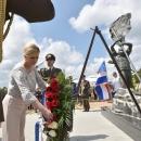 Predsjednica u Ljubovu: Poginuli branitelji obaveza su Hrvatske za budućnost