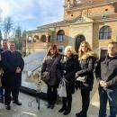 Brinjaci odali počast dr.Franji Tuđmanu i Stjepanu Radiću