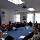 U Policijskoj upravi ličko-senjskoj održan sastanak s vatrogasnim zapovjednicima