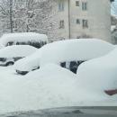 U Otočcu 53 cm snijega