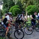 Startala 12.Memorijalna barkanova biciklijada u Otočcu