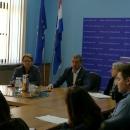 Župan Milinović održao sastanak sa proračunskim korisnicima