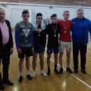 Otočki srednjoškolci županijski prvaci u cross-u