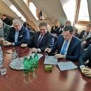 Potpisan koalicijski Sporazum HDZ, HSS, HSU i HSP AS o zajedničkom nastupu za Županijsku skupštinu LSŽ-e