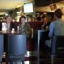 Kugli i Pleše u book cafeu