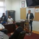 Kandidat za predsjednika ŽO HDZ-a Ličko-senjske županije Marijan Kustić predstavio svoj program u Perušiću