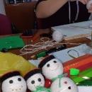 Kreativni srednjoškolci spremni za Božićni sajam