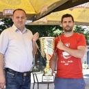 Gradonačelnik Rukavina otvorio Malonogometni turnir Tenis Senj 2018.