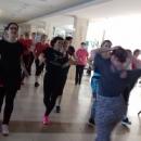Članice Udruge žena sportske rekreacije Otočac na 43. susretu žena u Malom Lošinju