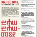 Mjesec hrvatske knjige 2018. - Gradska knjižnica Senj