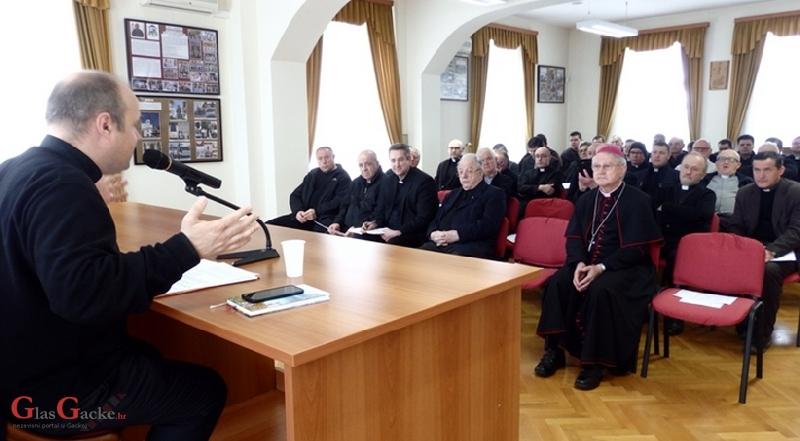 Korizmeni susret svećenika Gospićko-senjske biskupije