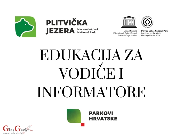 Edukacija za vodiče i informatore