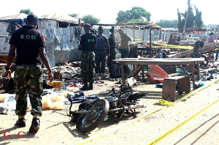 Policajac pobio djecu na uskrsnoj procesiji u Nigeriji