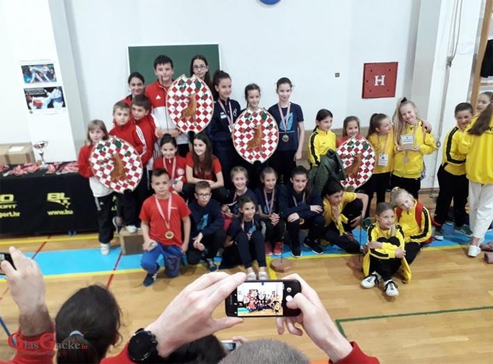 Rezultati s Gacka opena i seniorskog prvenstva Hrvatske U 21