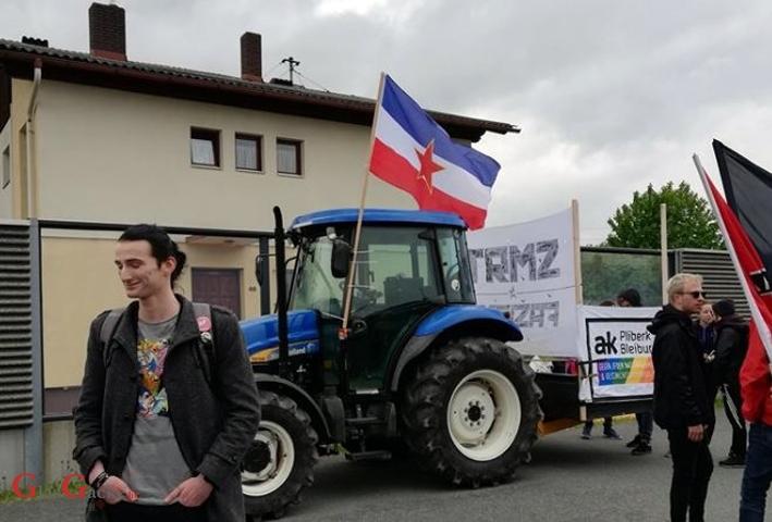Simboli nepostojeće države u Austriji su ZABRANJENI!, ali ...