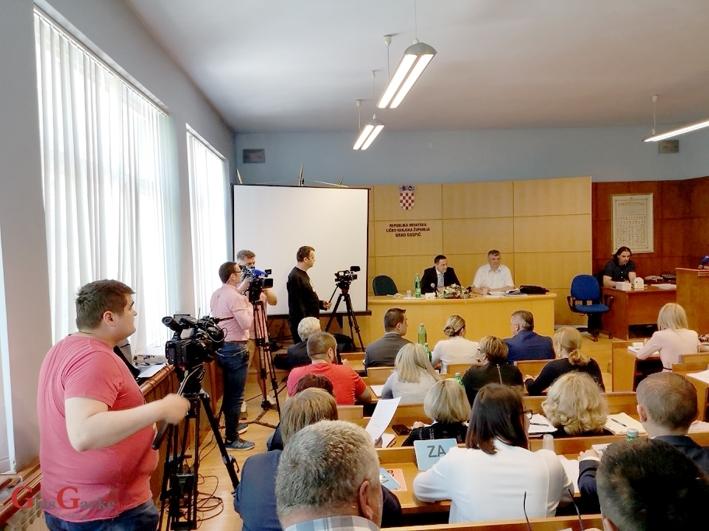 Danas nastavak županijske Skupštine, kako će proći - čut će se