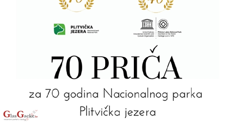 70 priča za 70 godinja NP Plitvička jezera