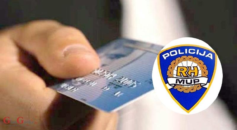 Ukrala bankovnu karticu, iskoristila i ponovo podmetnula