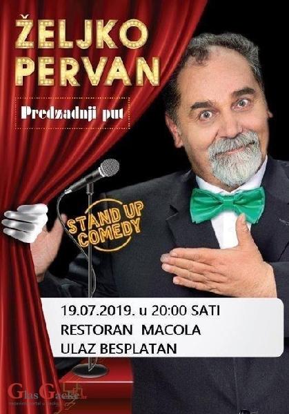 Predzadnji put i Željko Pervan