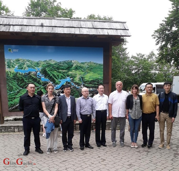 Posjet predstavnika Ureda za javnu sigurnost Grada Šangaja Plitvičkim jezerima