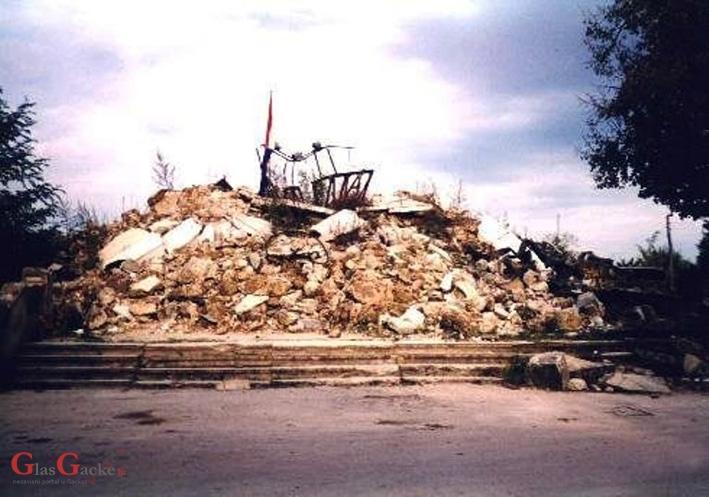 Dvojica srpskih terotorijalaca osumnjičena za miniranje crkve u Cetingradu 1991.