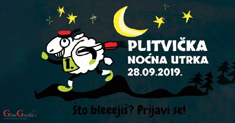 1. Plitvička noćna utrka - 28. rujna