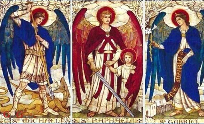 NIje danas samo blagdan sv. Mihaela, već i Gabriela i Rafaela