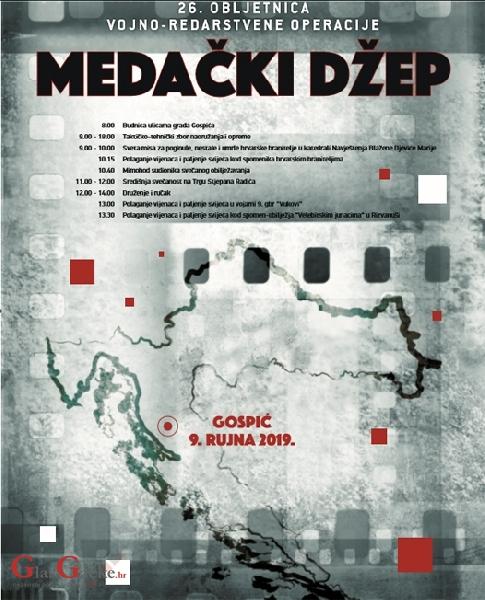 Proslava VRO Medački džep - 9. rujna