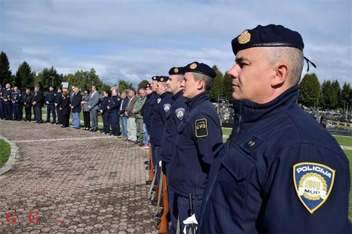 Proslavljen Dan gospićke policije