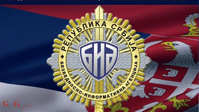 Dejstvovanje srbijanske obavještajne službe (BIA) u Hrvatskoj