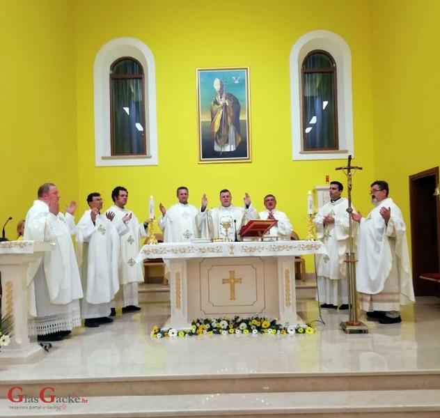 Lapčani proslavili sv. Ivana Pavla II.