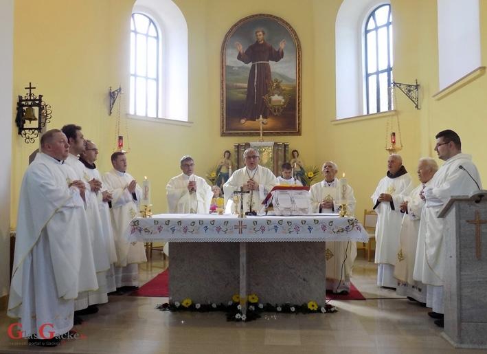 U Zavalju proslavljen blagdan sv. Franje